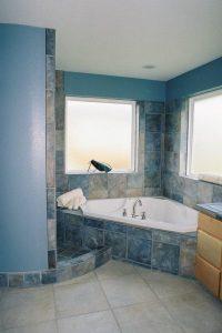 Bathroom in cottage No. 2