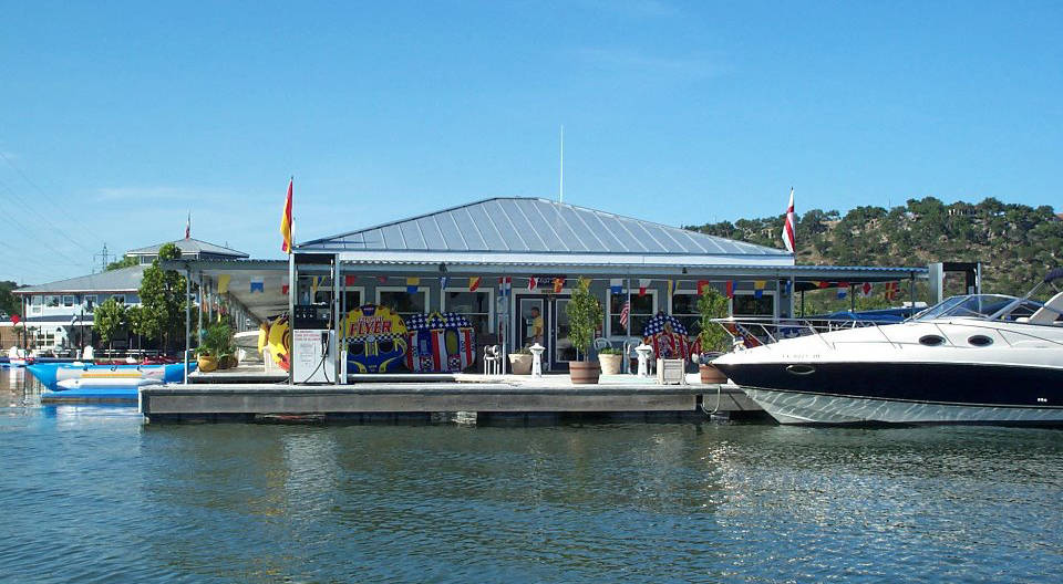 Ship Store-Lake LBJ Boat Slip Rentals