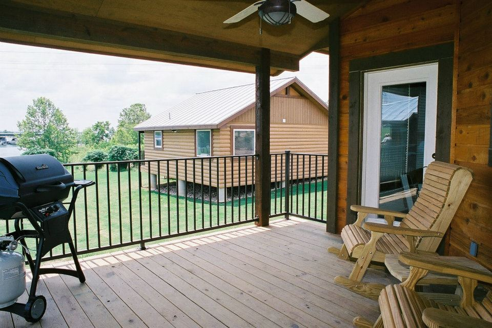 cabin rentals lake LBJ - lake front Cottage for rent