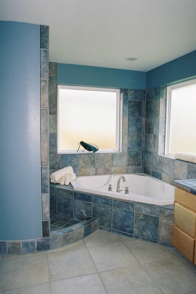 Bathroom in cottage No. 2
