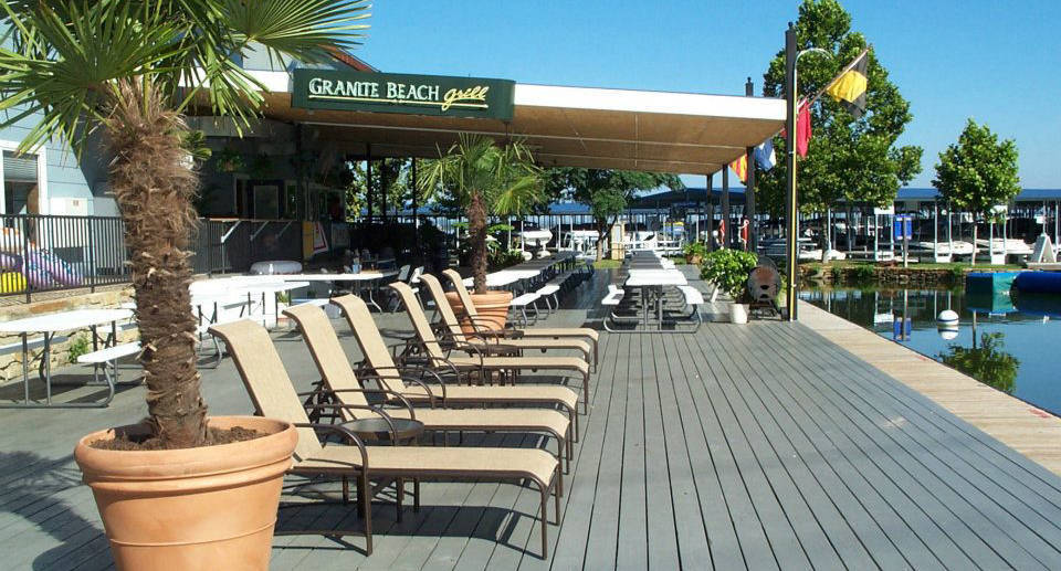 Lake LBJ Yacht Club and Marina _ Forno's Restaurant - Italian Bar & Grill