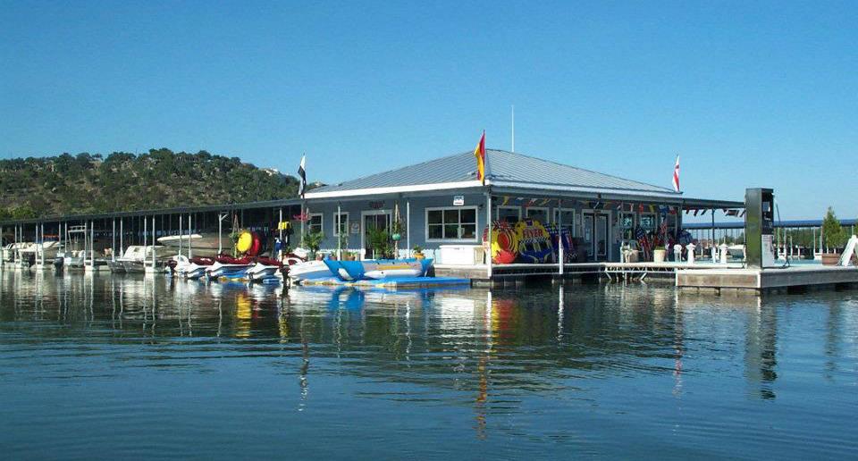 Lake Lbj Yacht Club And Marina Horseshoe Bay Marina By